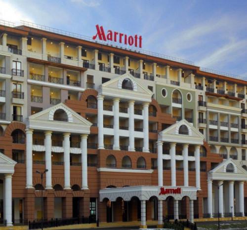 Отель «Сочи Марриотт Красная Поляна»